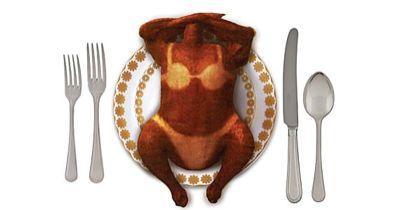 Bikini turkey recipe