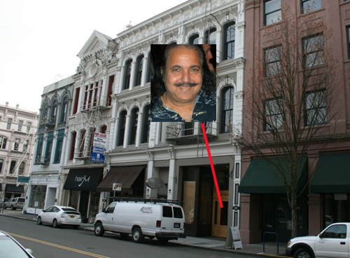 adult swinging meetings portland or. PROSPECTIVE SWINGERS' CLUB: RON JEREMY!
