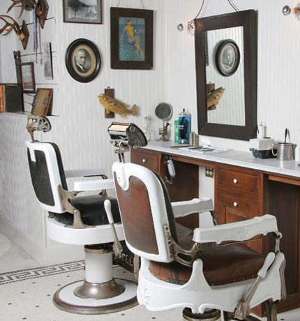 Y-Chrome will offer men's haircuts, shaves,
