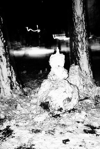 Dirty Snowman.