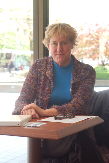 MARY VOLM: PISSED WITH CITY GOVERNMENT