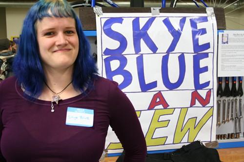 blue skye commuication