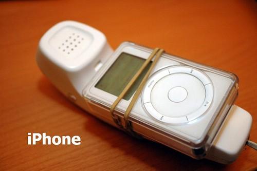 Hillbilly iPhone