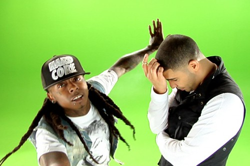"Lil Wayne and Drake Share Gonorrhea.  (Oh, I Mean  ""Gonorrhea."