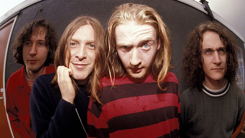 Teenage Fanclub does not look like this anymore. Thank God.