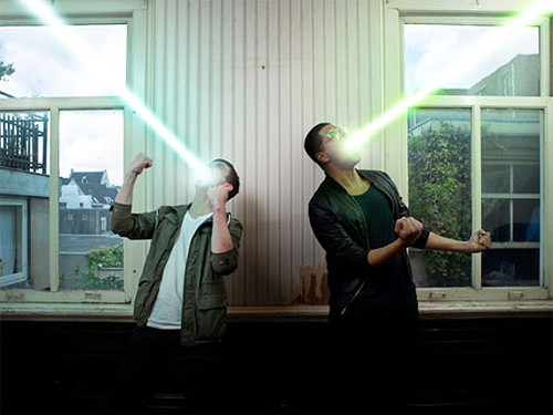 Lazer Sword bring their mouth lasers (lazers?) to Portland on New Years Eve