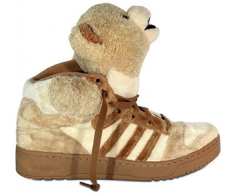 Lil Wayne's Teddy Bear Shoes: Adorable Or Annoying? | Blogtown, PDX