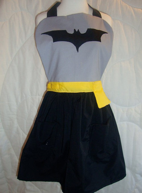 BATGIRL (with utility belt)