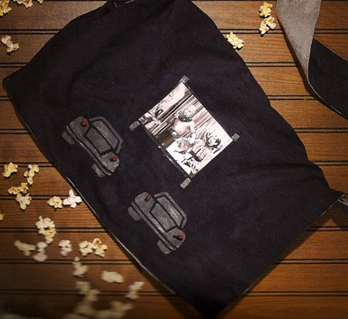 Drive-In Messenger Bag