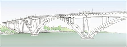 Sellwood Bridge: What a CLACKAMESS