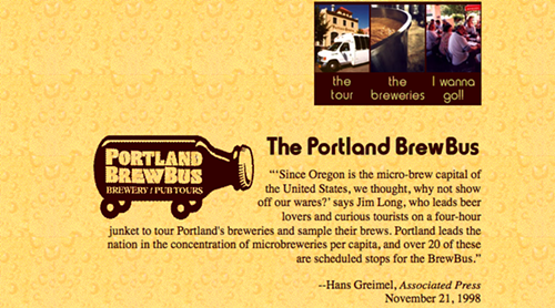 The Portland Brew Bus