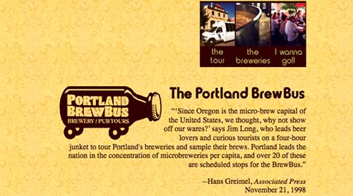 The Portland Brew Bus