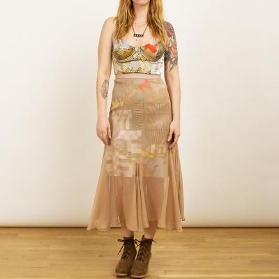 Mociun Bustier Dress