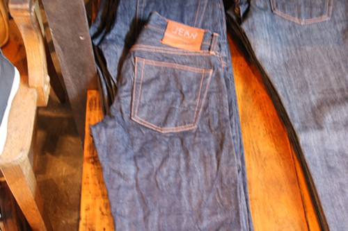 Jean Shop Mens Rocker
