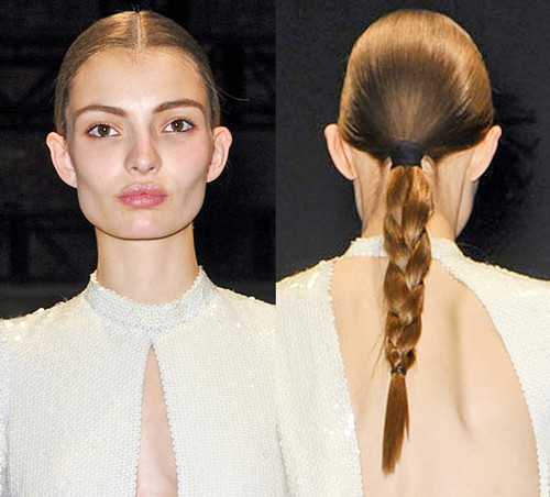 Perhaps a hy-braid, a la Halston