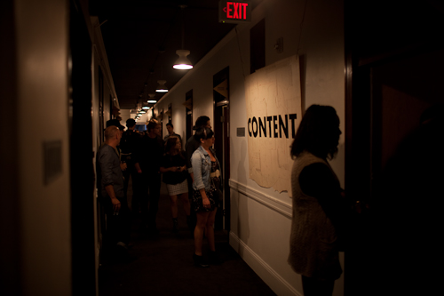 CONTENT: Ace Hotel Hallway