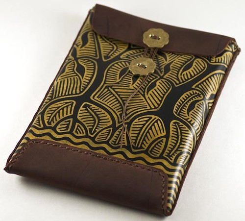 Leather Sleeve for Kindle