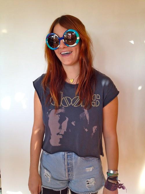 Authentic Pucci Sunglasses = MAHJOR