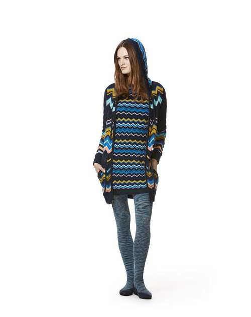 A look from the infamous Missoni for Target collection.