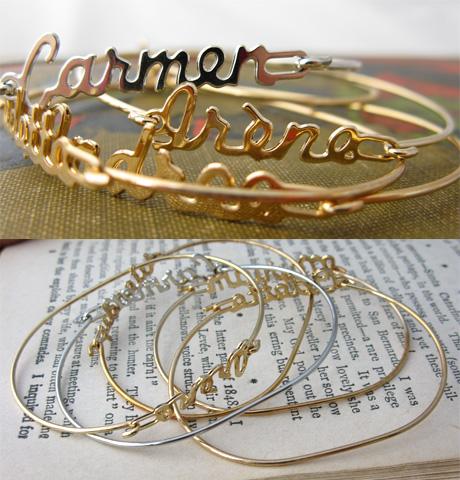 Name Bracelets 5-pack