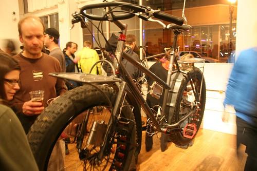Ahearnes Mud and Sand (and whiskey) bike