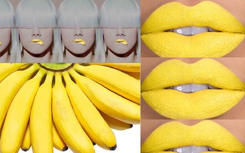 Lipstick Shade: Banana Milkshake