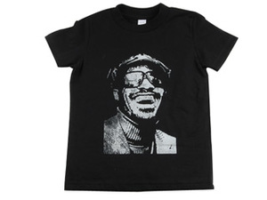 Reckon Stevie Wonder t-shirt