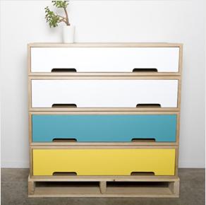 Portland-designed dresser by Von Tundra