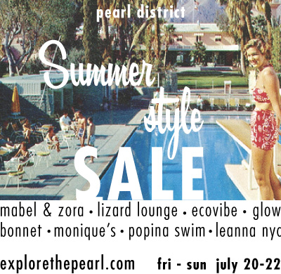 Pearl District Summer Style Sale