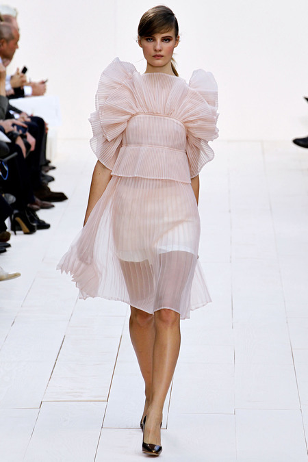 A look from ChloÉ's Spring show.