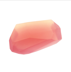 Okay, but this gemstone? Actually a bar of soap, which I just.. I <i>love</i>