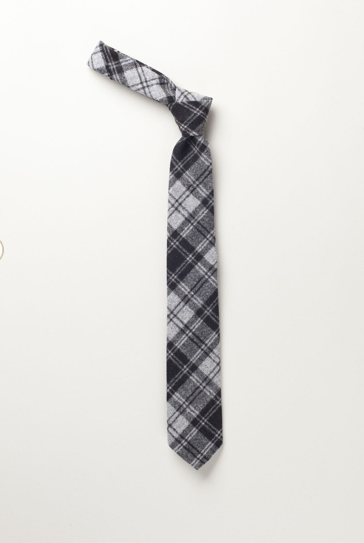 Woodlands Pendleton Wool necktie by Harding & Wilson