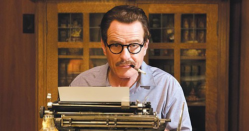 TRUMBO Ned Flanders' autobiography is turning out great goodie patootie!