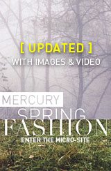 Installations: The Mercury's 4th Annual Fashion Show